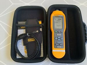Fluke 805 Vibration Meter Mechanical Troubleshooting in perfect condition
