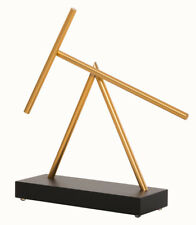 The Swinging Sticks Black Gold Edition - Iron Man Kinetic Energy Sculpture