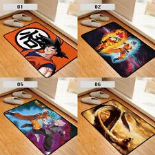 Dragon Ball Z Son Goku Square Floor Rug Carpet Home Mat Room Door Non-slip Mats