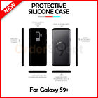 Ultra Slim Protector Plastic Phone Case BLACK for Samsung Galaxy S9+ S9 Plus