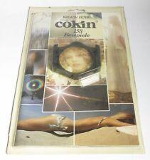 Cokin 158 Beispiele + Filterhalter Original verpackt   / Filterhalter / Vintage