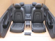 AUDI A5 8T S5 Coupe Klima Komfort Lederausstattung Ledersitze Sitze Leder lether