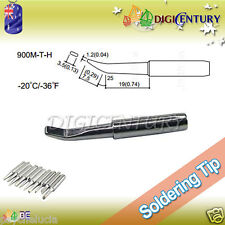High Quality Soldering Iron Tips Real Lead Free 900M-T-H Sliver