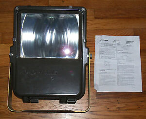 Holophane Predator Small Floodlight Wet Location Lighting Fixture 150W 480V