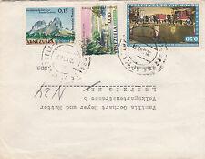 Venezuela Brief aus dem Jahr 1964 in die DDR