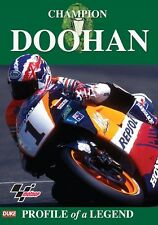 Champion Mick Doohan - Profile of a legend (New DVD) Motogp Motorcycle Sport