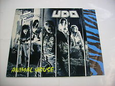 UDO - ANIMAL HOUSE - LP VINYL GERMANY 1987 EXCELLENT CONDITION