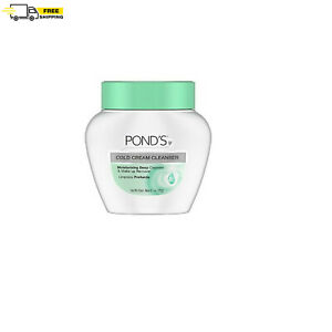 Ponds Cold Cream, Deep Cleanser and Make-Up Remover  6.1 oz