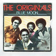 "The ORIGINALS Vinyl 45T 7"" BLUE MOON - LADIES We Need You - FANTASY 17064 RARE"