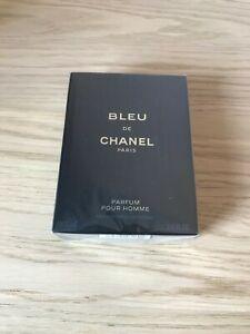 Chanel Bleu De Chanel Parfum Spray 3.4 Fl. Oz. | 100 ml  New Sealed, For Men