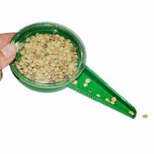 Plastic Garden Yard Plant Seeds Sower Seeder Dispenser Spreader Gardening Tool