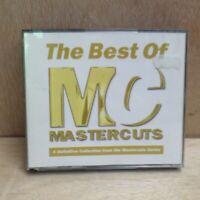 The Best of Mastercuts MC 3 Disc CD Album Groove Jazz Funk Soul inc UK P+P
