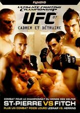 UFC 87 - ST-PIERRE VS FITCH /*/ DVD SPORT NEUF/CELLO