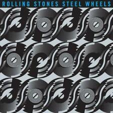 THE ROLLING STONES (STEEL WHEELS CD - REMASTERED SEALED + FREE POST)