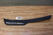 EINSTIEGSLEISTE hinten links BMW 3er E90 E91 + Original Einstieg Blende 7060285