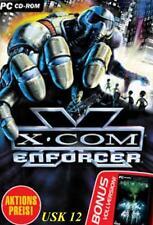 XCOM X-COM ENFORCER + I-WAR 2 Edge of Chaos Gebraucht Neuwertig