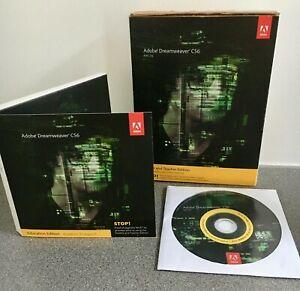 Adobe Dreamweaver CS6 - Windows - Student and Teacher Education Edition DVD