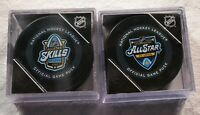 St. Louis Blues 2020 All Star Game & Skills Competition Game Puck NHL Hockey