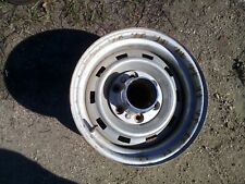 Chevy Truck Rally Wheel 6 Lug 15x7 C10