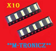 10X   LED'S   SAMSUNG UN55ES6150 55ES6600 46ES6003 46ES6150 55ES6550 40ES6150