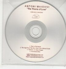 (FF610) Antoni Maiovvi, The Thorns of Love - DJ CD