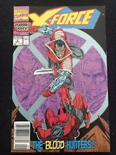 X-FORCE   #2    2nd  DEADPOOL 1st Garrison Kane CABLE  NM, Marvel