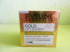 (17,18€/100ml) EVELINE Gold Lift Expert 60+ Creme-Serum 50 ml