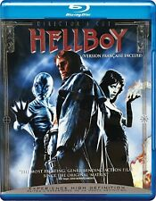 Hellboy (Blu-ray Disc, 2007) *Brand New*