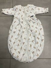 2x Babyschlafsack gefüttert, Winterschlafsack, Alvi und markenlos, Gr. 80 cm