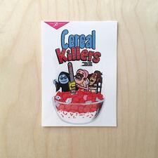 Primitive skateboards cereal killer 2 vinyl sticker bumper P.Rod full color SK8