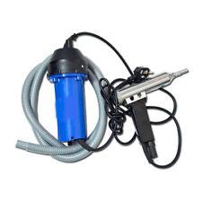 1000W Split Plastic Welder Hot Air Welding Torch + Pipe Power Welding Tool Kit