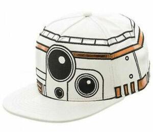 Star Wars 7 BB-8 Character Snapback Cap / Hat