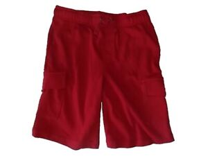 NWT Boy's Gymboree red elastic waist shorts ~ 10 FREE SHIPPING!