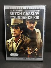 Butch Cassidy and Sundance Kid Dvd Special Edition Fast Free Shipping �🔥 New!