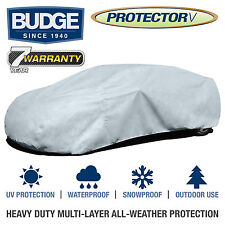 Budge Protector V Car Cover Fits Chevrolet Caprice 1967| Waterproof | Breathable