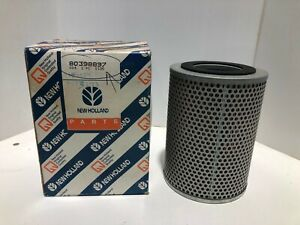 New Holland Hydraulic Filter 80398897 Compatible with Fleetguard HF6059