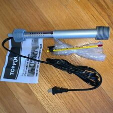 Top Fin 100 Watt Plastic Aquarium Heater Fits 10-20 Gallon Aquarium BRAND NEW