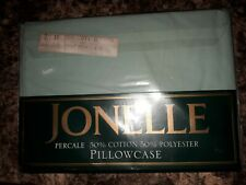 Vintage Jonelle Green Pillowcase