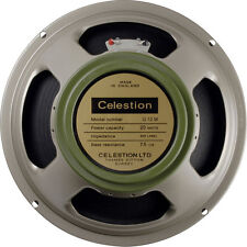 "Celestion Heritage G12M 12"" 8 Ohm Guitar Speaker 20W"