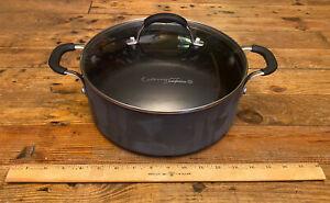Calphalon Nonstick 5 Quart (5 Qt). Pot With Lid 8785 - Made in USA