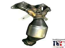 DEC Catalytic Converters HON91609 Exhaust Manifold And Converter Assembly