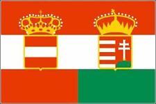 Fahne Flagge Österreich-Ungarn Handelsflagge 90 x 150 cm