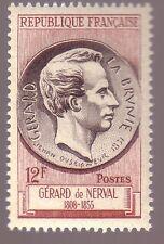France * Neuf *** Gerard de NERVAL - N° 1043 *** 1955
