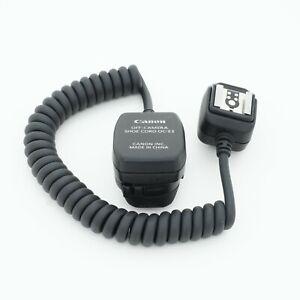 Canon Off-Camera Shoe Cord OC-E3