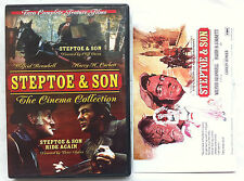 Steptoe and Son DVD Anchor Bay Collection Ride Again British Comedy OOP NTSC
