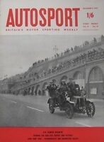 AUTOSPORT magazine 6/11/1959 Vol.19, No.19