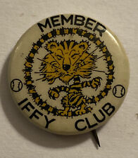 Vintage 1935 Iffy Club Pin Detroit Tigers
