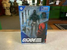 HASBRO 2020 GI-JOE CLASSIFIED SERIES WAVE 1 SNAKE EYES 6? FIGURE NIP