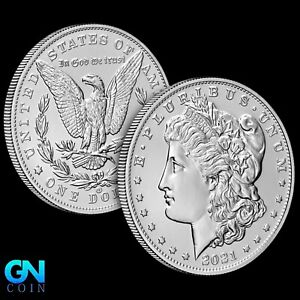 2021 CC PRIVY Morgan Silver Dollar  PRESALE - ORDER NOW PROCESSING WITH THE MINT