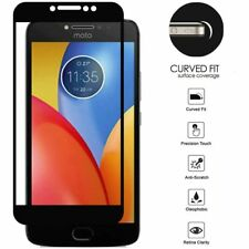 For Motorola MOTO E4 Plus Full Screen Coverage Tempered Glass Screen Protector